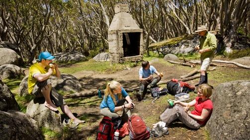 Mt Baw Baw, Gippsland, Victoria, Australia