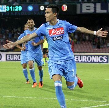 José Maria Callejon, Spanish footballer who plays as a winger or a forward for Napoli Calcio, in Italy.