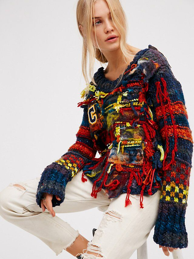 Smithfield Game Day Pullover from Free People! | ♦F&I♦