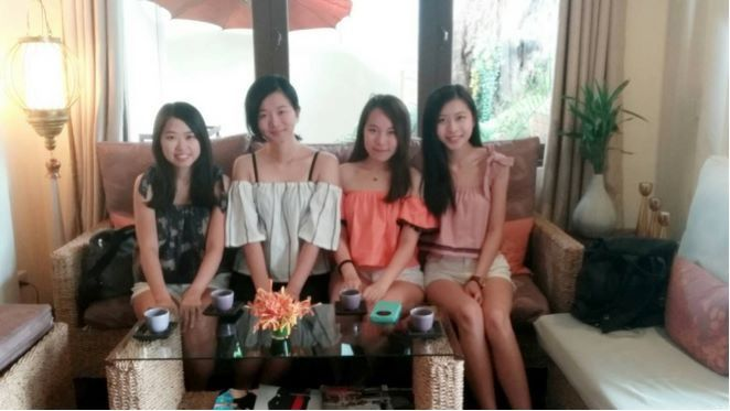What did Lai and her friends think of Kiyora (17/JUN/16): Very nice. Wonderful experience!  #serviceexcellence #thailand #chiangmai