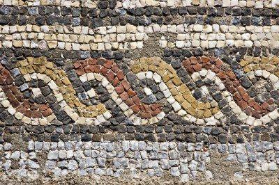 #Roman #Villa of #Pisões, #Beja, #Portugal