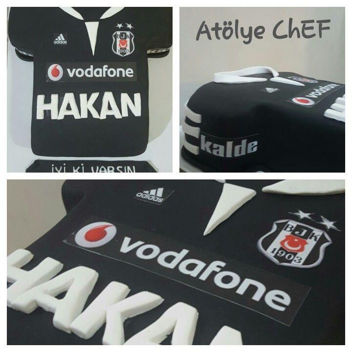 Beşiktaş BJK cake