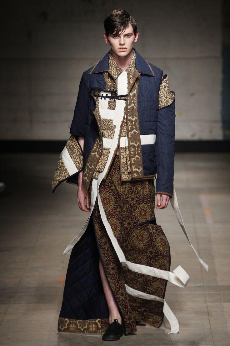 Craig Green Fall 2017 Menswear Collection Photos - Vogue
