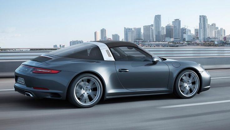 The New Porsche 911 Targa 4S Takes Performance through the Roof | Automobiles
