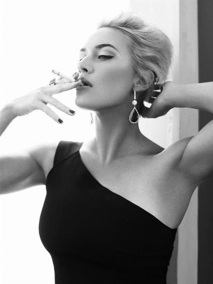 Kate Winslet - Bazaar UK by Alexi Lubomirski, April 2013