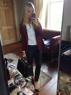 what to wear zara interview