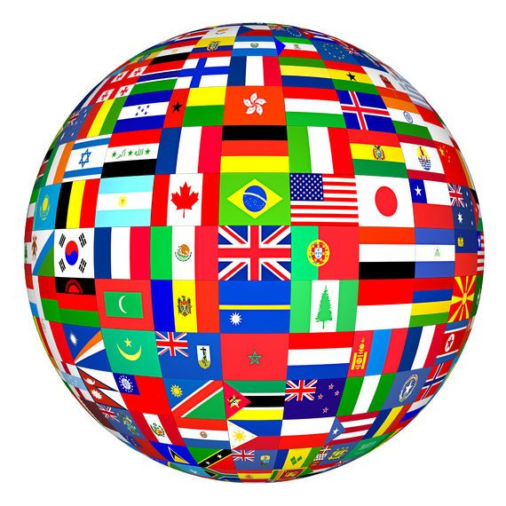 Library list of all countries for web development. Available in all data formats that you commonly use.