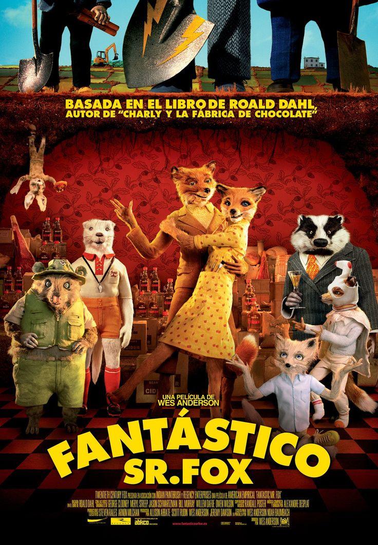2009. Fantástico Sr. Fox - Fantastic Mr. Fox - tt0432283