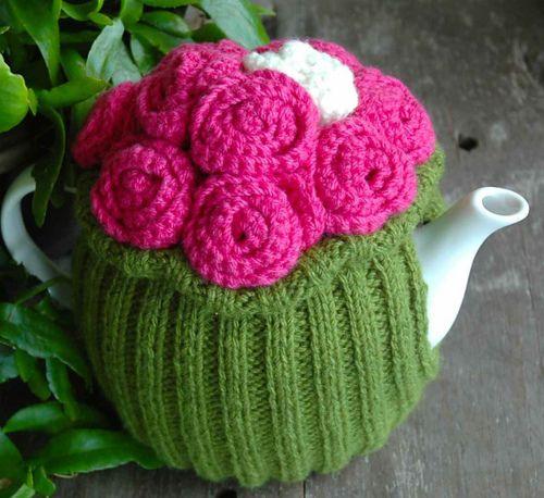 32 Best Knitting Tea Cosy Images On Pinterest Tea Cozy
