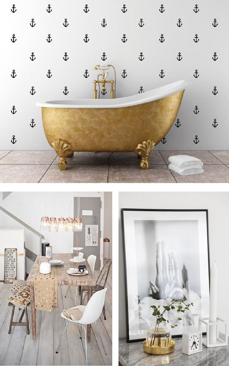 Spécial vacances // Gold is back, baby !