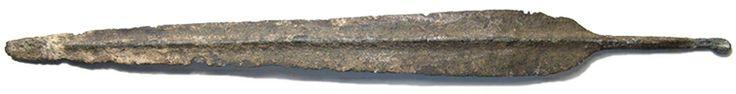 Ancient Persian sword