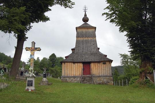 Karpatské drevené klenoty