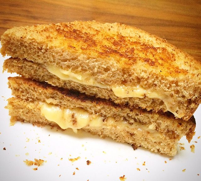 RESEP CLASSIC GRILLED CHEESE SANDWICH RECIPE