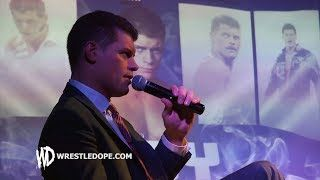 Cody Rhodes On Being Free Of WWE, How It Was To Work For TNA, Kurt Angle, WWE Exclusive Contracts - WrestlingInc.com  ||  Cody Rhodes On Being Free Of WWE, How It Was To Work For TNA, Kurt Angle, WWE Exclusive Contracts http://www.wrestlinginc.com/wi/news/2017/1229/635389/cody-rhodes-on-being-free-of-wwe/?utm_campaign=crowdfire&utm_content=crowdfire&utm_medium=social&utm_source=pinterest