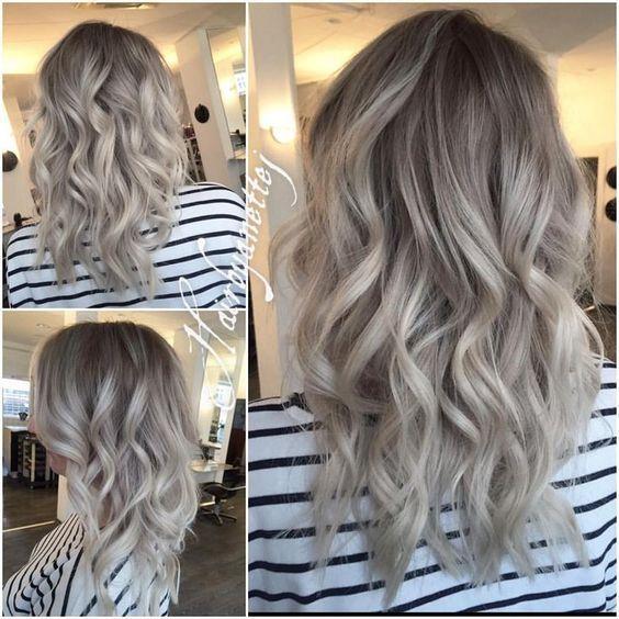 27+ Best Ash Blonde Hair Color Ideas for 2018