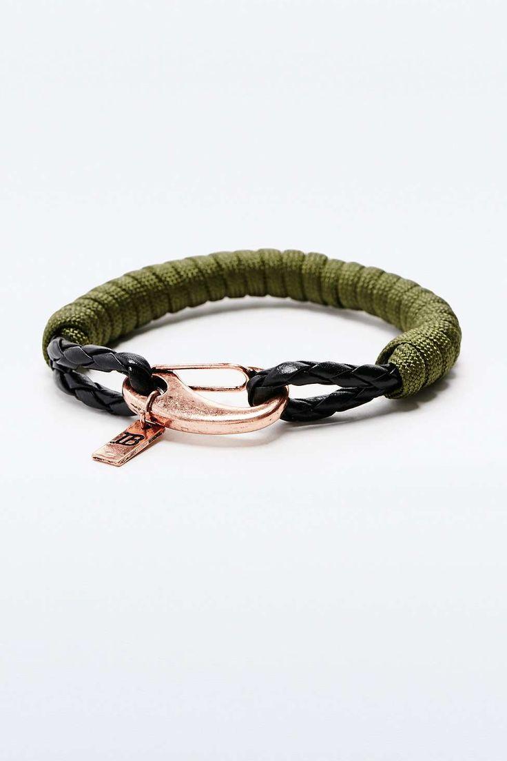 Icon Brand Half Mast Bracelet