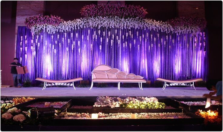 Reception Stage.. stay tuned for more staging ideas.. #asianastyle #weddingdiaries