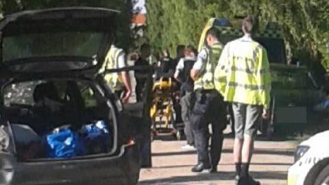 Kørte to ældre kvinder ihjel under biljagt: Flugtbilisten er kun 13 år