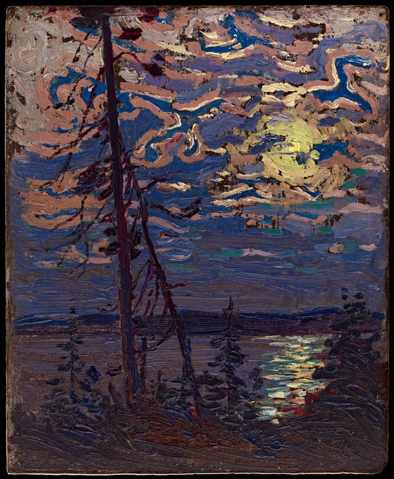 Moonlight - Tom Thomson