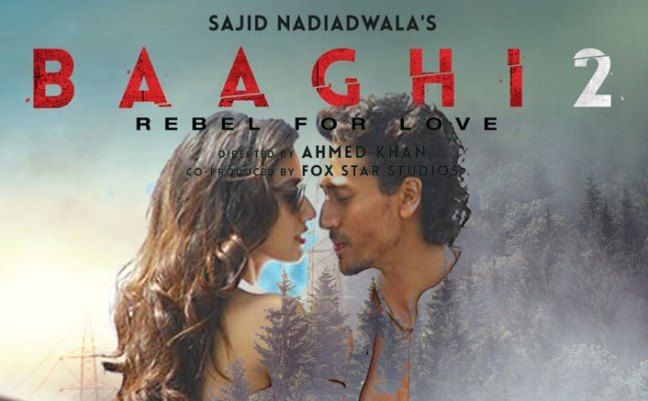 Tiger Shroff And Disha Patani Starrer Baaghi 2 Release Date Out Full Movies Free Movies Online Hindi Movies Online