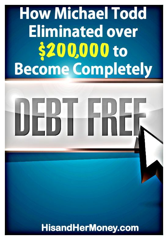 "You no longer have to allow your debt to control, or define you. Without question, there is hope for you and your current financial situation. If you think that the amount of debt that you are in is too much to overcome, then you should definitely check out how Michael Todd eliminated over $200,000 worth of debt. Michael declares that ""with no debts, I am a freer, braver, and more honest person without having debt putting worry and fear into my daily life""."