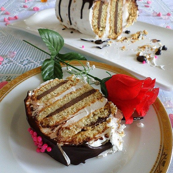 Çokoprens pastası4