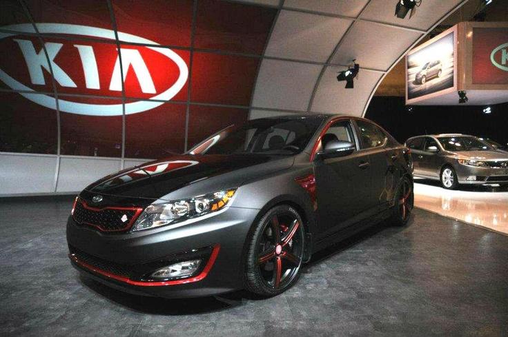 52 best kia optima images on pinterest dream cars kia for Hanson motors service department