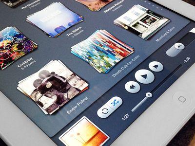 iPad Music App by Bill Labus