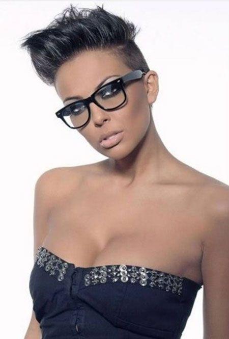 Black Women With Short Hair - http://decorition.com/black-women-with-short-hair/ - Black, Hair, Short, Women