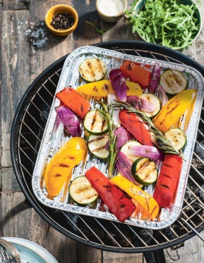 BBQ recepten met vlees & groenten in 2020   Bbq recepten