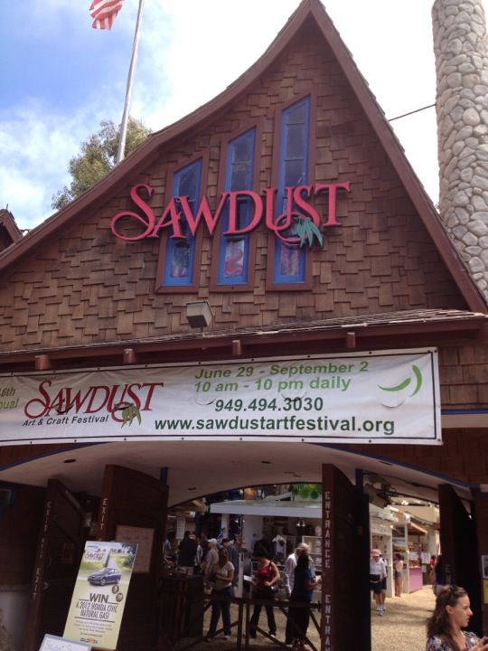 The Sawdust Art Festival hosts numerous art inspired events throughout the year, only 6 miles from Ayres Hotel Laguna Woods.