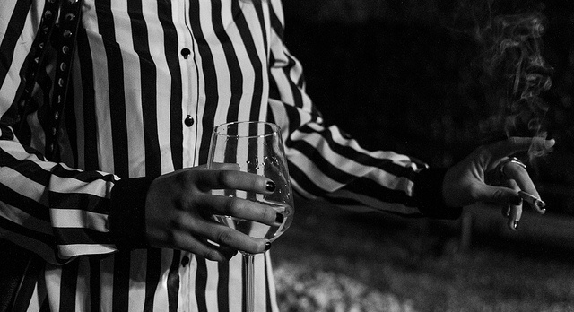Stripes  and  vices.