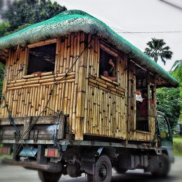 This Is What My Tiny Bamboo House On Wheels Will Be Like