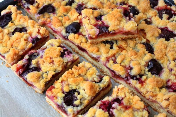 This delicious Plum Kuchen Recipe originated in Germany.
