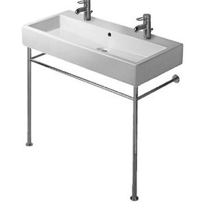 Trough Sink With 2 Faucets : Trough sink with double faucets Dream Home Pinterest