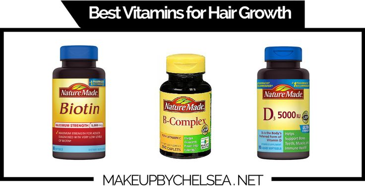 Best Vitamins for Hair Growth Of 2015