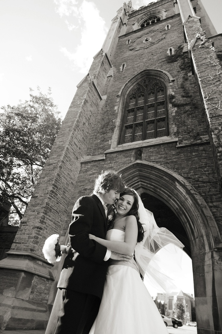 Venue - HartHouse - http://harthouse.ca/weddings/  Customizable catering - great hall & debates room ideal depending on guest list -