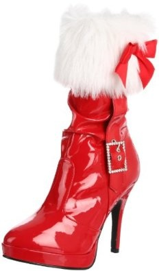 Funtasma by Pleaser Women's Merry Ankle Boot
