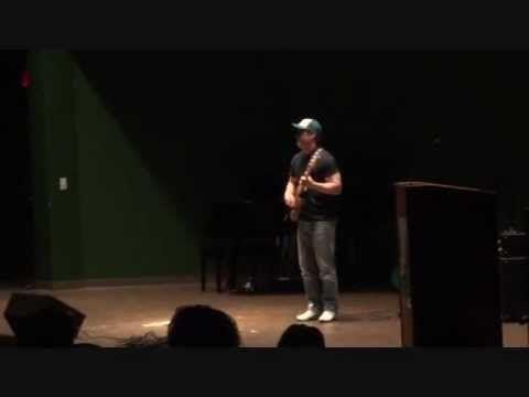 Mount Olive College - Talent Show 2012 - Martin Brekko