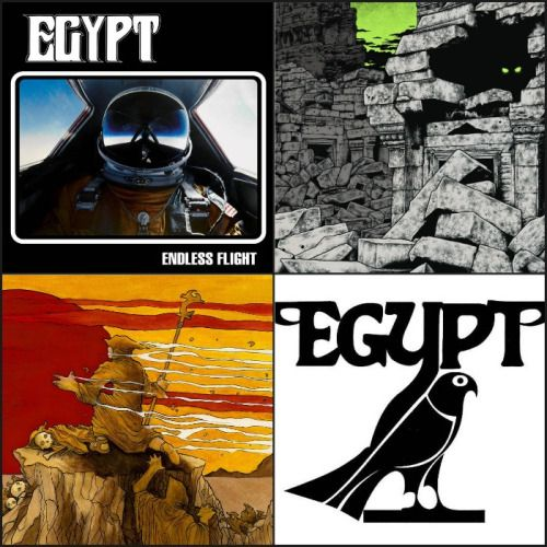 Holy shit. The EGYPT discography is now 50% off! This literally made my fucking day. In a world full of greed, despair and douche-baggery… it's nice to know there's still something worth living for. Like quality rock music.Includes unlimited streaming via the free Bandcamp app, plus high-quality downloads of ENDLESS FLIGHT, ELSUPREMO, CYCLOPEAN RIFFS, EGYPT, and BECOME THE SUN.