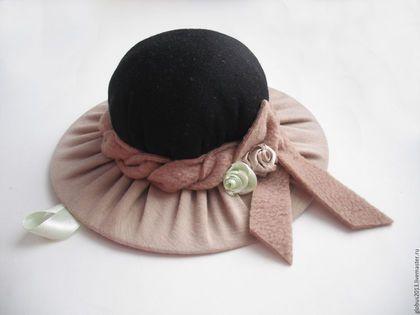 Игольница-шляпка.
