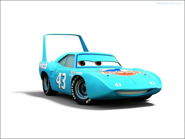 Cars In The Movie Cars