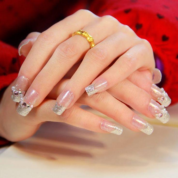 Pin de Thais Soraya Morales en Uñas en 2019 | Korean nails ...