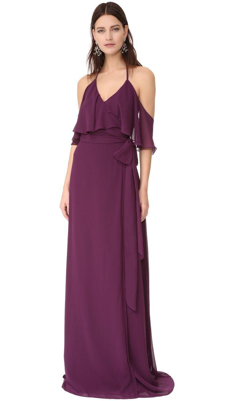 Plum Dresses for Weddings - Country Dresses for Weddings Check more at http://svesty.com/plum-dresses-for-weddings/