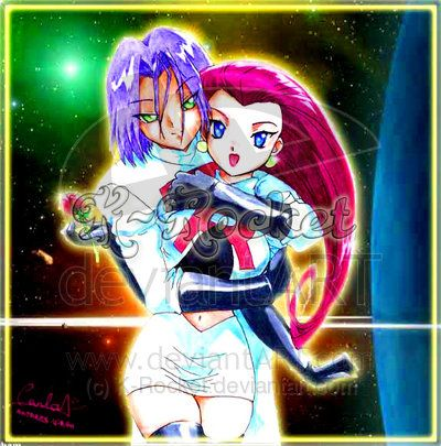 team rocket jessie and james dating Is jessie and james from team rocket boyfriend and  jessie joined team rocket firs t, and james became her partner later on during their training  in dating .