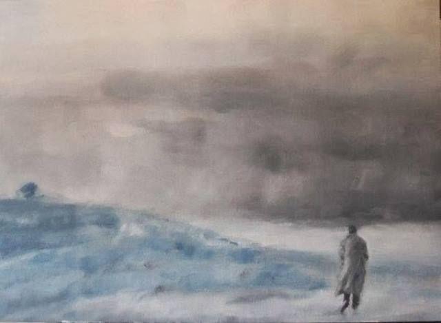 Caludio Tesser, Viandante nella nebbia