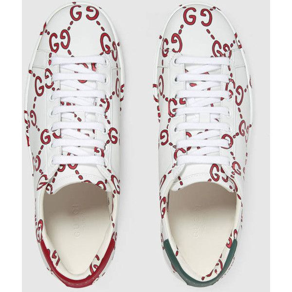 Gucci ace sneakers, Sneakers, Retro shoes