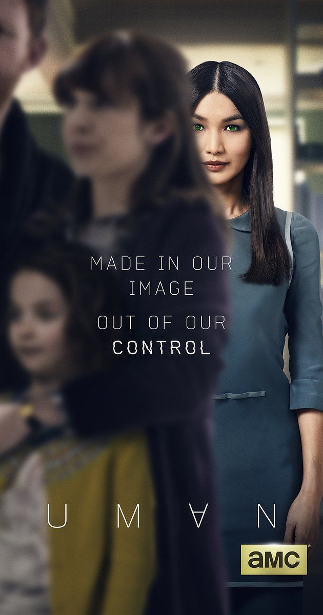 With Gemma Chan, Katherine Parkinson, Lucy Carless, Tom Goodman-Hill. In a parallel present where the latest must-have gadget for any busy family is a 'Synth' - a highly-developed robotic servant that's so similar to a real human it's transforming the way we live.