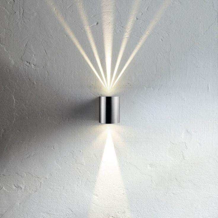 Die besten 25+ Lampe led exterieur Ideen auf Pinterest | Luminaire ... | {Badlampen wand 93}