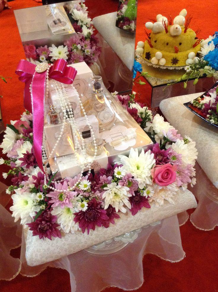 Wedding Hantaran | Fussia